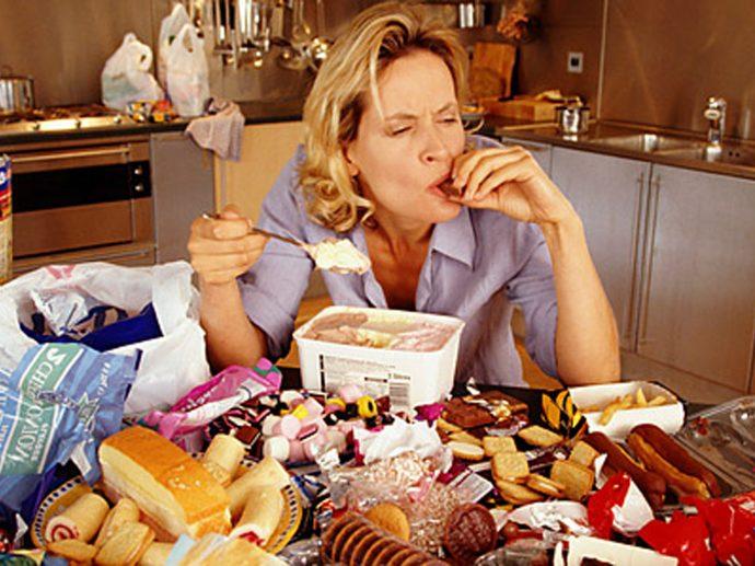 Tengo mucha ansiedad de comer cosas dulces