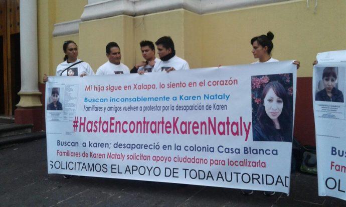 Xalapa padre de karennataly dice que cuerpo hallado casa for Blanca romero dice quien es el padre de su hija