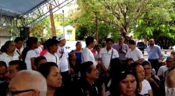 Denunciarán a Gobierno de Yunes ante Fepade