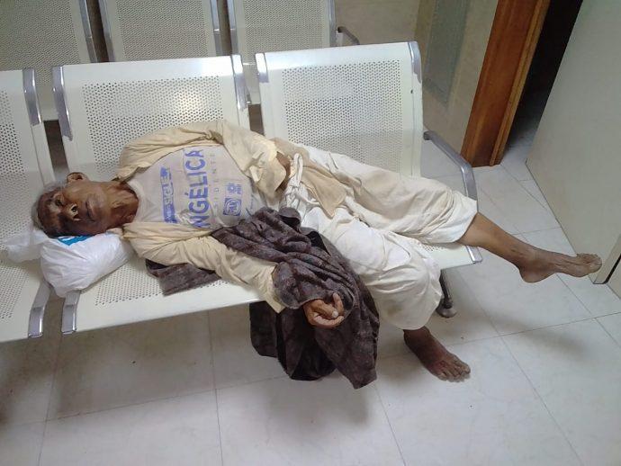 Familiares denuncian que ancianito indígena murió por negligencia médica en IMSS de Zongolica IMSS-ZONGOLICA-2-690x518