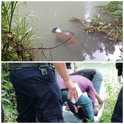 Localizan cuerpo de ejecutado en río de Rafael Delgado Chicanado