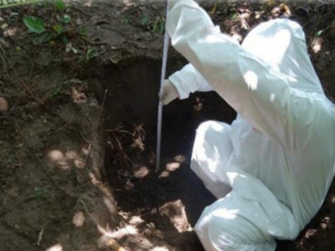 Veracruz: el cementerio clandestino mas grande de México Duarte