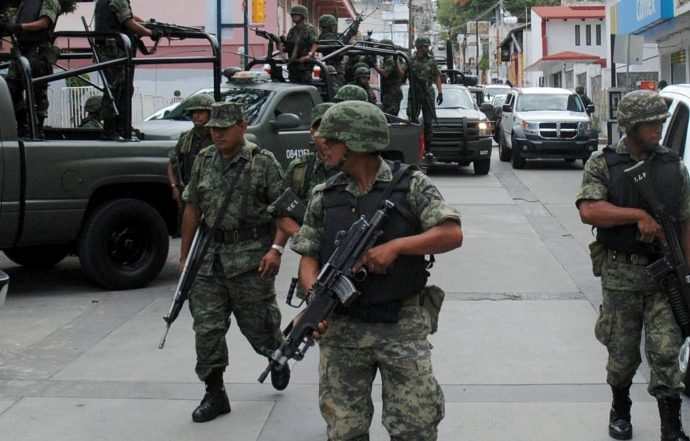 ONU pide al próximo gobierno de AMLO frenar la militarización de México 53684cbec7a8b_050527-690x441