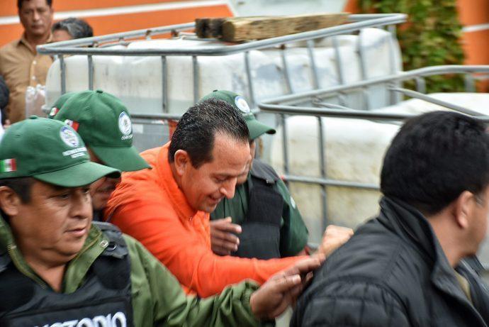 Extitular de Secretaría de Seguridad Pública de Javier Duarte es liberado
