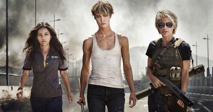James Cameron revela el nombre de Terminator 6