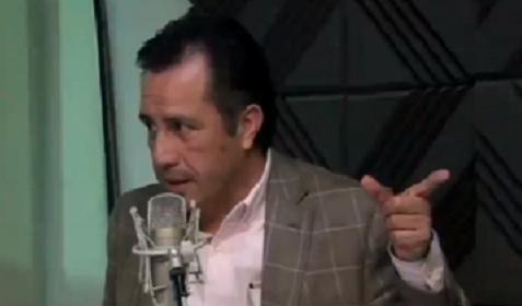 """Cuitláhuac García se muestra a favor de que en Veracruz diputados aprueben """"matrimonios igualitarios"""" - plumas libres"""