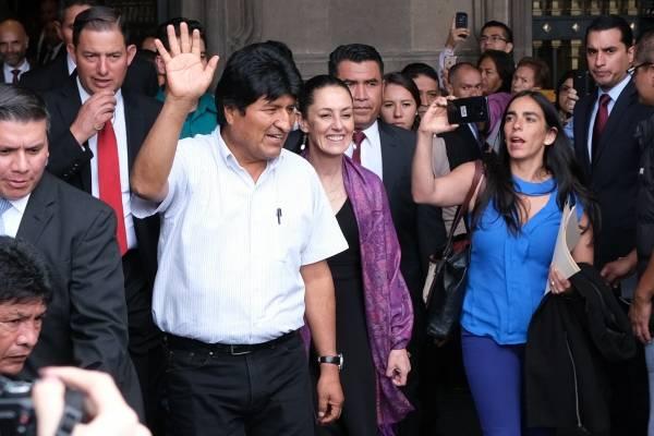 Evo Morales vivirá en San Miguel Allende, Guanajuato y recibirá 187 mil pesos (9 mil 950 dólares) mensuales de los impuestos de los mexicanos - plumas libres
