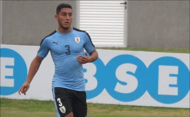 Cáceres, el prometedor jugador que está por firmar América